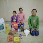 Family Food Packs - Food Aid - Help Poor Families